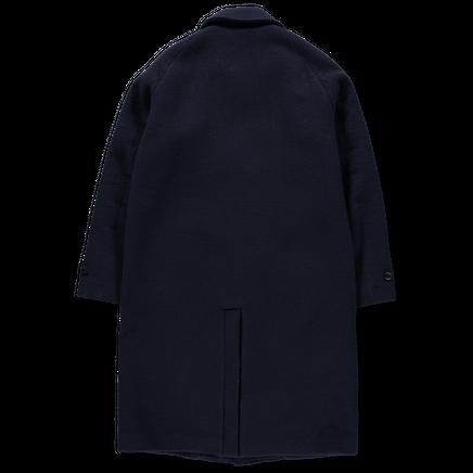 Long Lined Soft Wool Coat