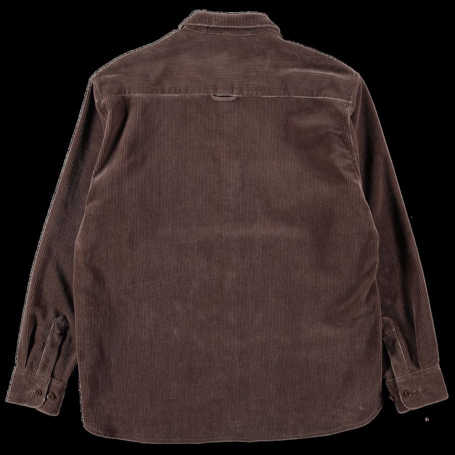 Corduroy CPO Shirt