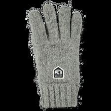 Hestra Basic Wool Glove - Grey