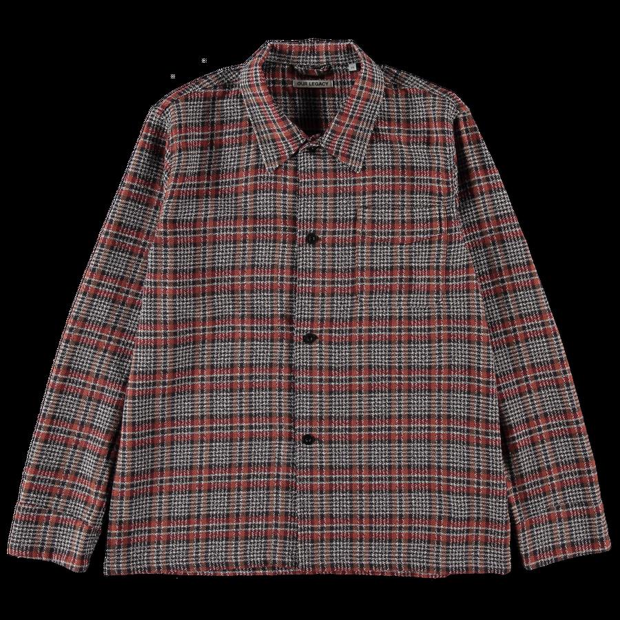 Plaid Box Shirt