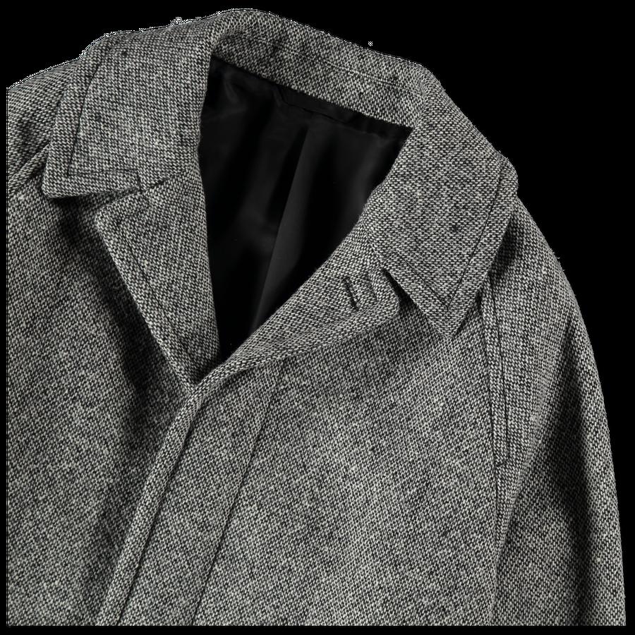 Bal Collar Wool Coat