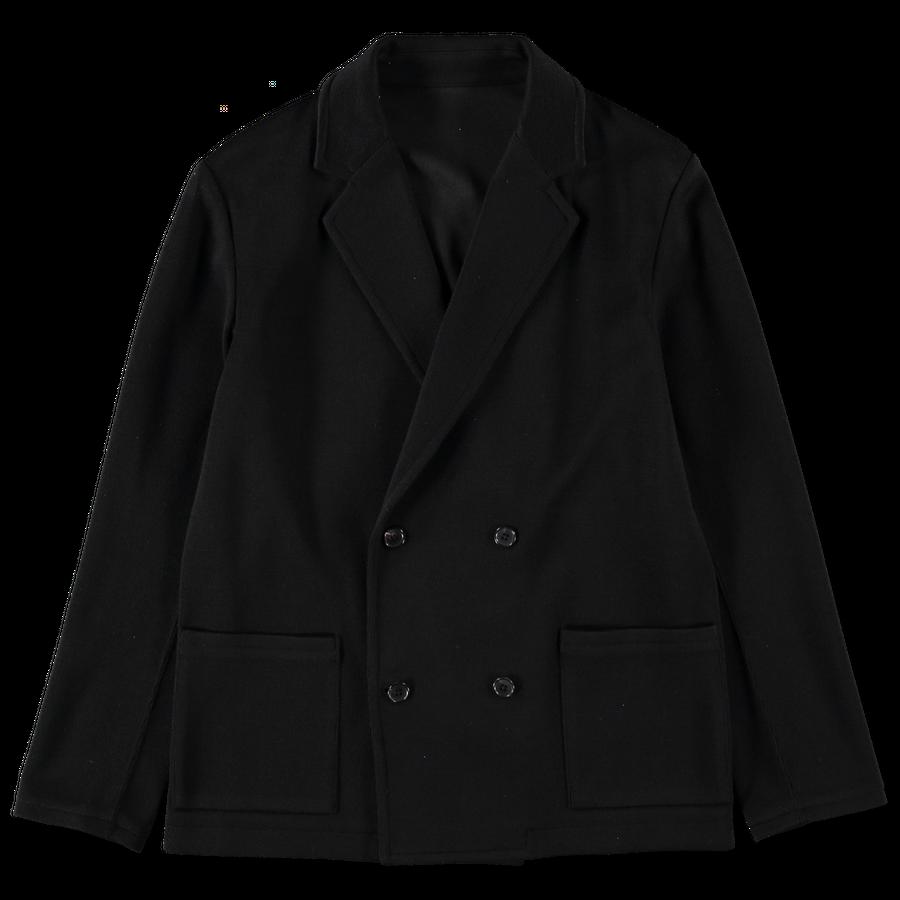 2 Button Single Knit Jacket
