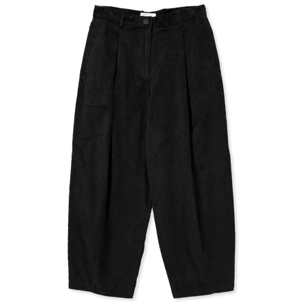 Cord Tapered Trousers