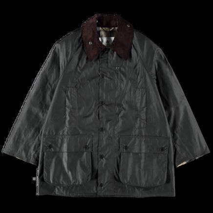 Oversized Beaufort Wax Jacket