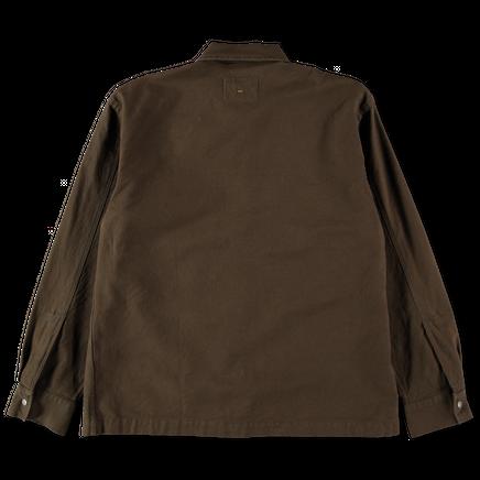 Offset Placket Shirt