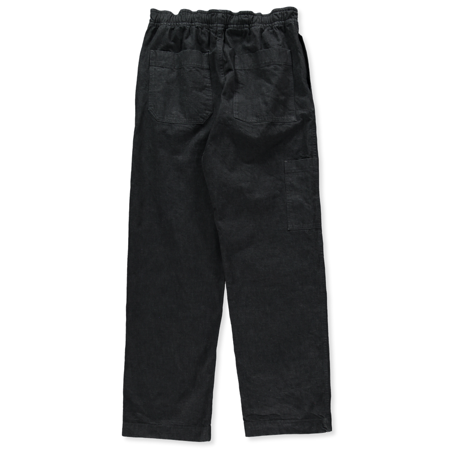 MHL Pull Up Denim Trousers