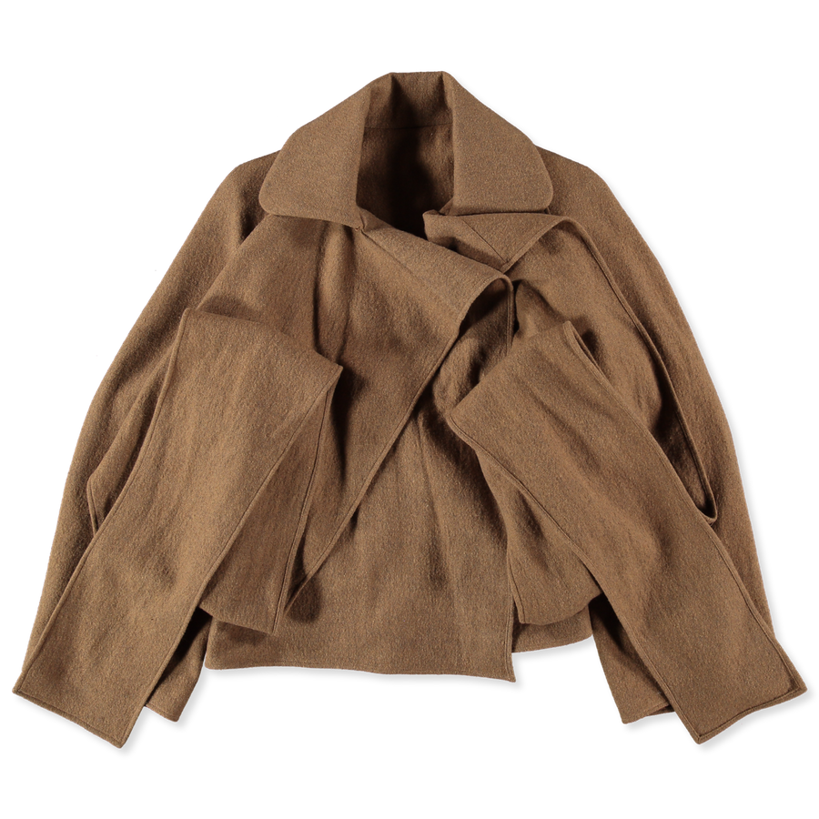 Knotted Jacket