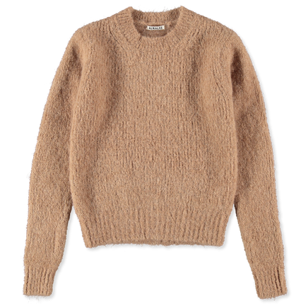 Alpaca Superlight Wool Knit