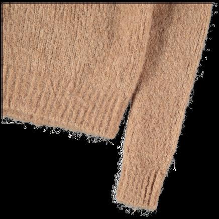 Alpaca Superlight Wool Knit