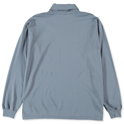 Luster Plainting Hi Neck L/S Tee