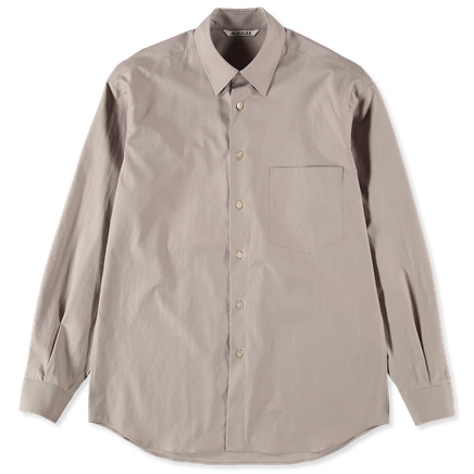 Washed Finx Twill Shirt