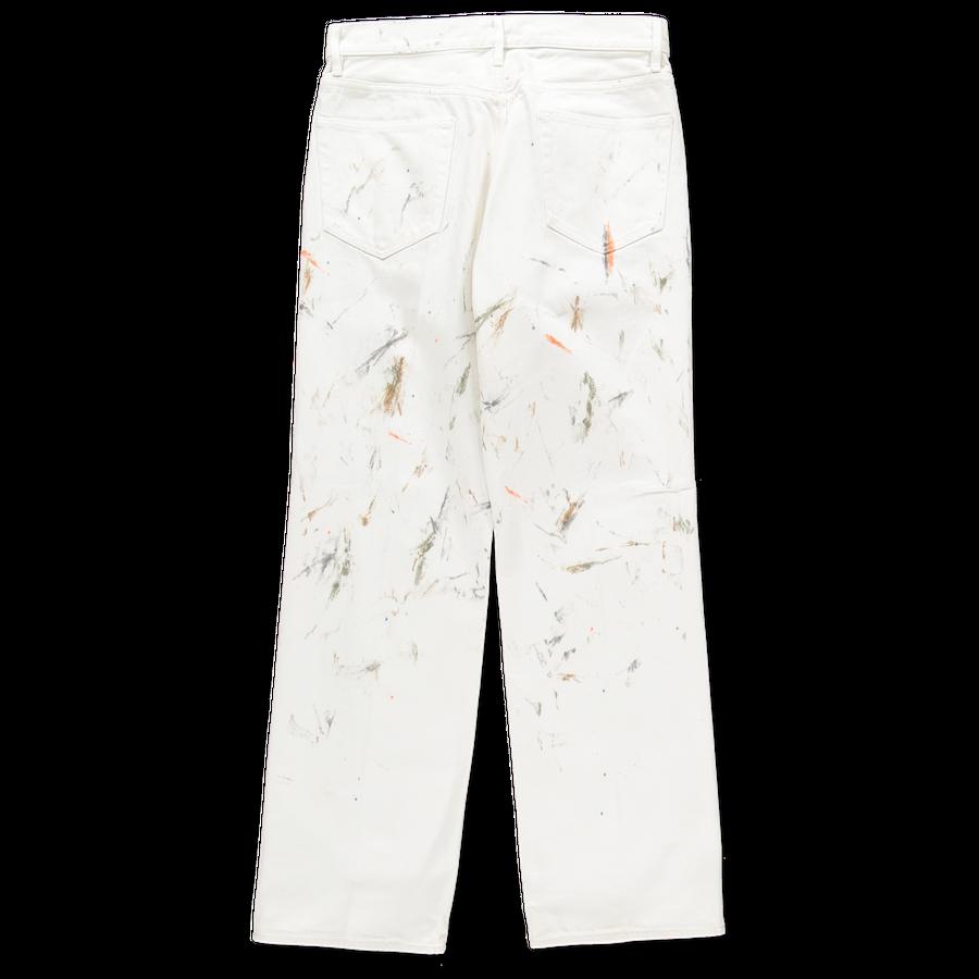 Hard Twist Hand Painted Denim Pants