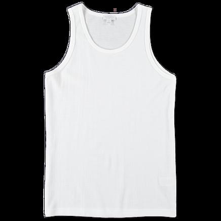 Cellular Cotton Vest