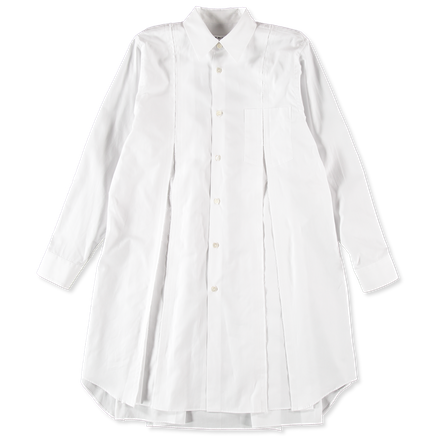 Big Pleated Shirt