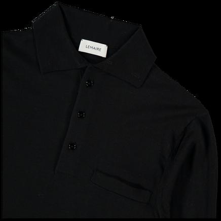 Long Sleeve Polo