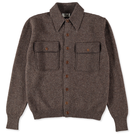 Overshirt Sweater