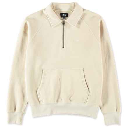 Polo Zip Fleece