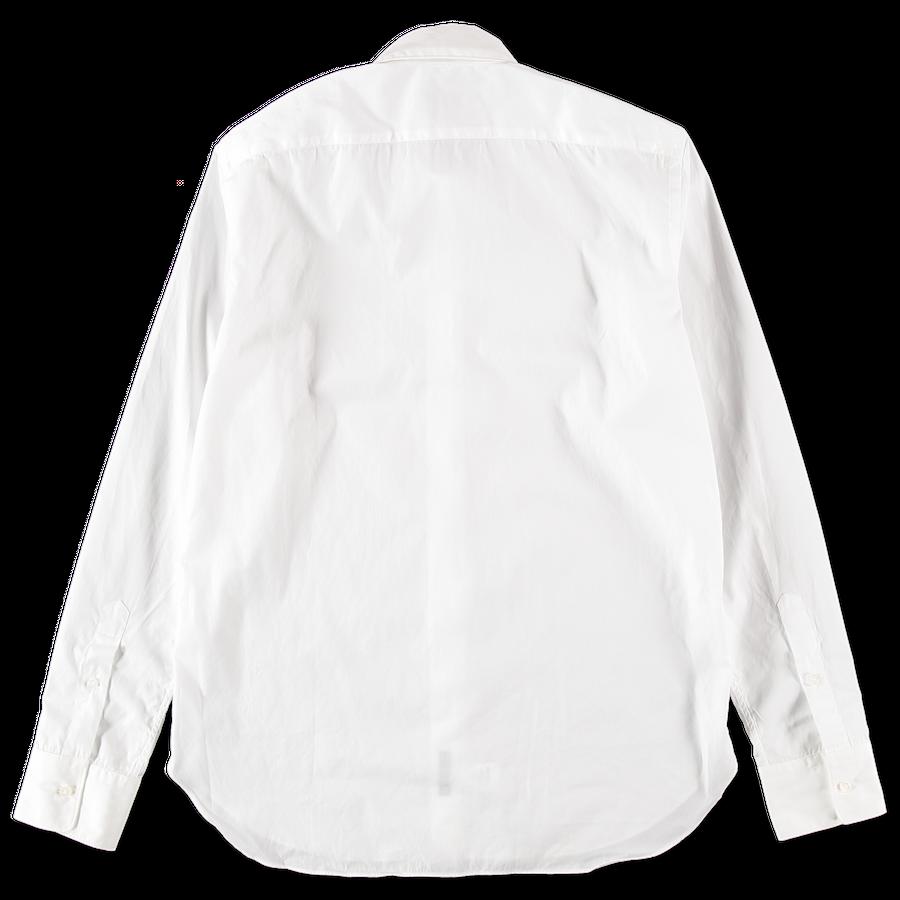 Washed Poplin Shirt