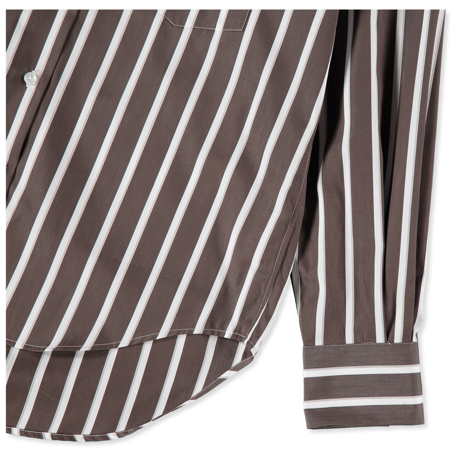 Oversized Cotton Poplin Shirt