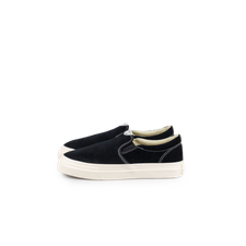 Stepney Workers Club Lister L Suede - Black
