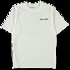 Stepney Workers Club Gym Display T-Shirt - White