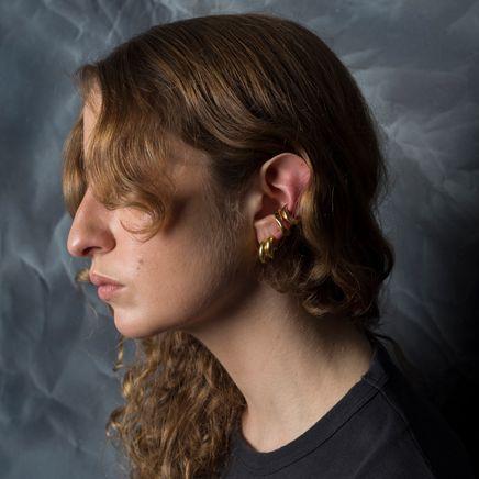 Folded Ear Cuff M