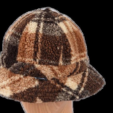 Sherpa Fleece Bell Bucket