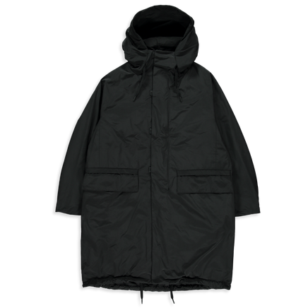 Dualpoint Hooded Long Coat