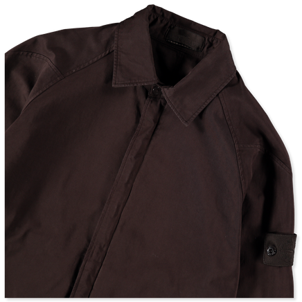 Ghost Cotton Wool Overshirt - 7315116F4 - V007