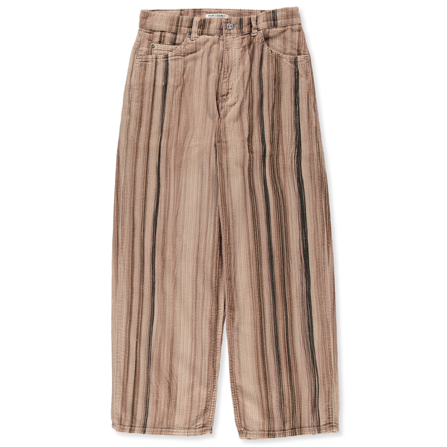 Vast Cut Cord Pants