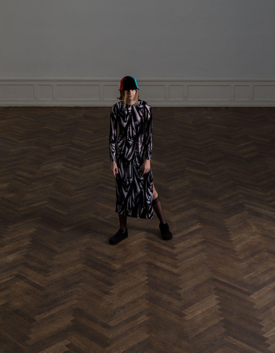 Illusion Dress