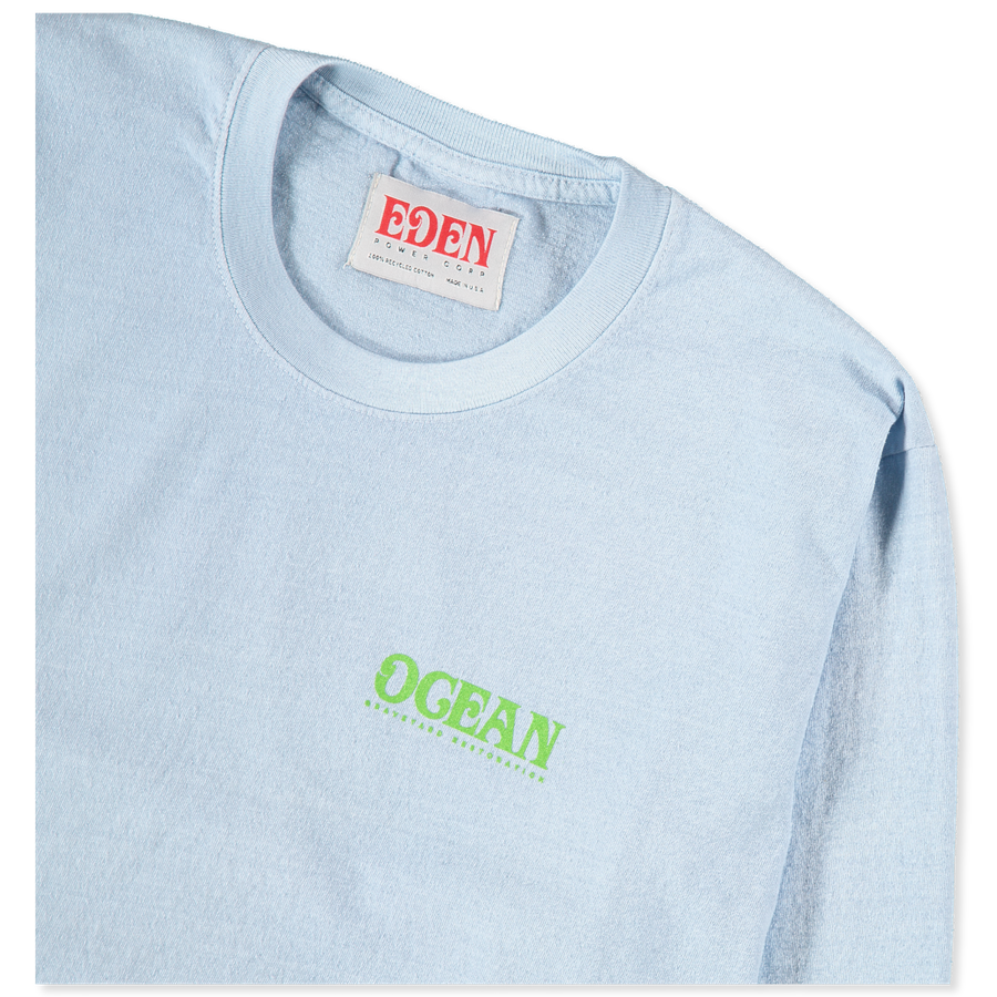 Ocean Recycled L/S T-Shirt