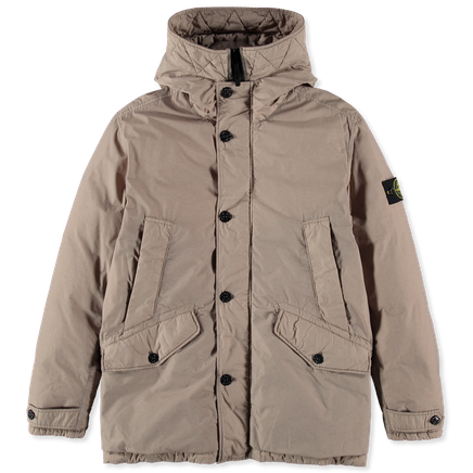 Naslan Light Watro Hooded Down Jacket 731542732 V0068
