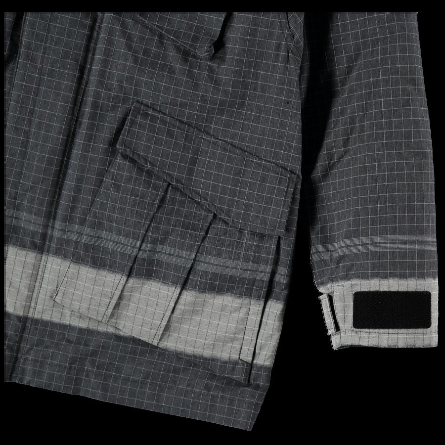 Reflective Ripstop Chiné Jacket - 731543499 - V0029