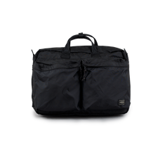 Porter Force 3Way Briefcase - Black