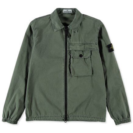 Old Effect GD Zip Overshirt