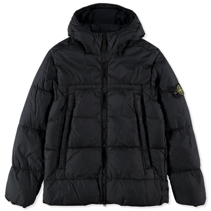 Crinkle Reps NY Hooded Down Jacket 731540723 V0020