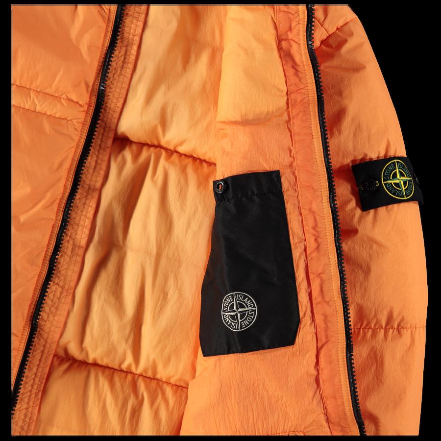 Crinkle Reps NY Hooded Down Jacket 731540723 V0032