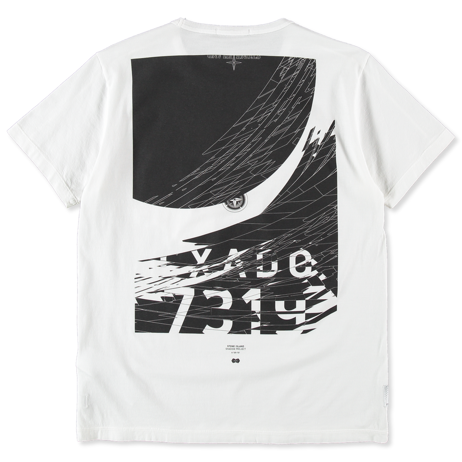 Printed Catch Pocket T-Shirt 731920110 V0099