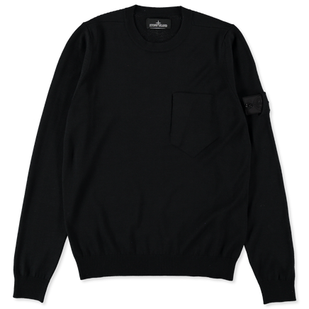 Catch Pocket Crewneck 7319505A4  V0029