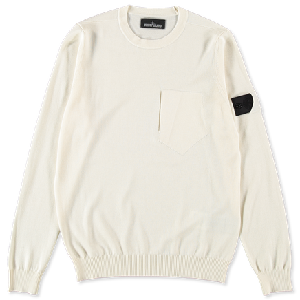 Catch Pocket Crewneck 7319505A4 V0099