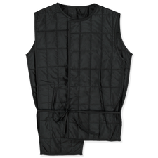 Senscommon Re-Cover Merino Vest - Black