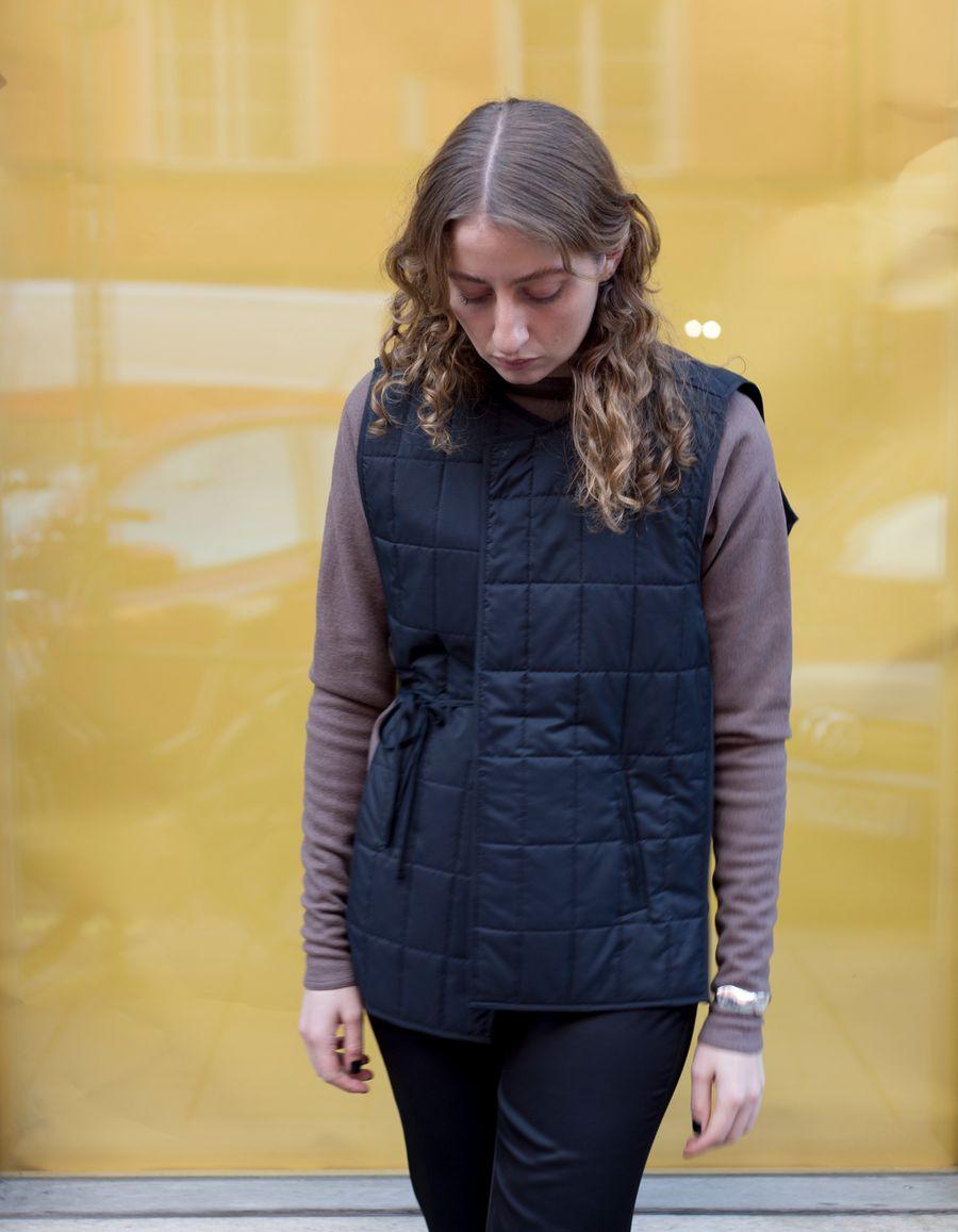 Re-Cover Merino Vest