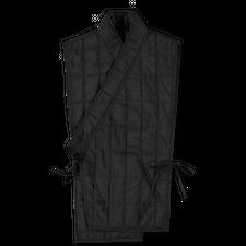 Senscommon Re-Cover Kimono Vest - Black