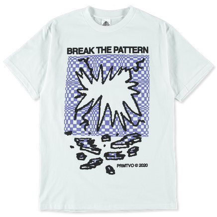 Break The Pattern S/S Tee