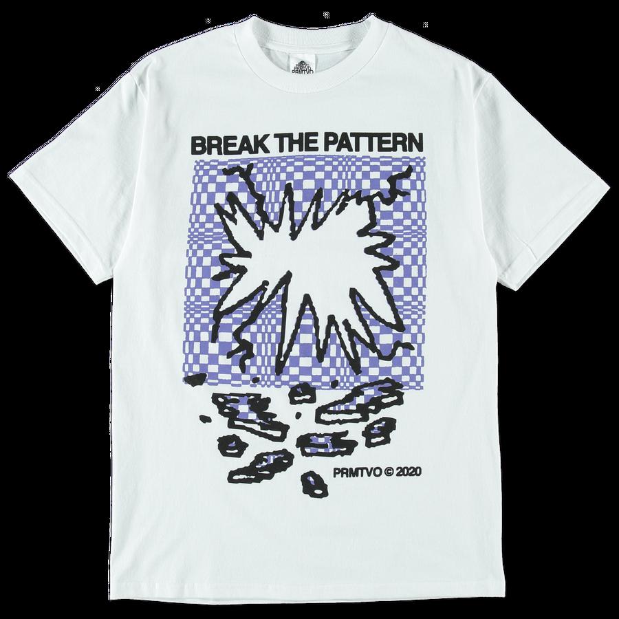 Break The Pattern S/S Tee