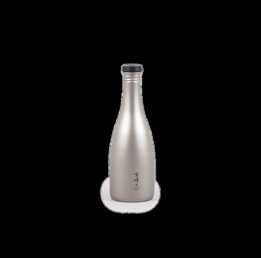 Titanium Sake Bottle