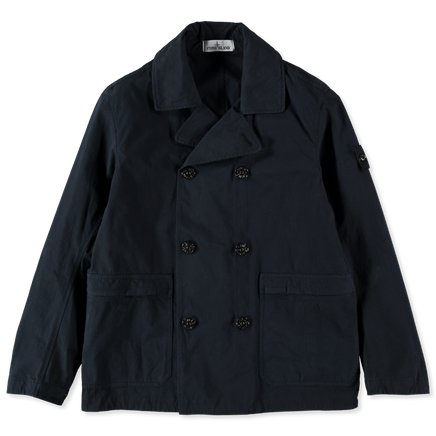 Cotton Cordura Peacoat 741541421  V0020