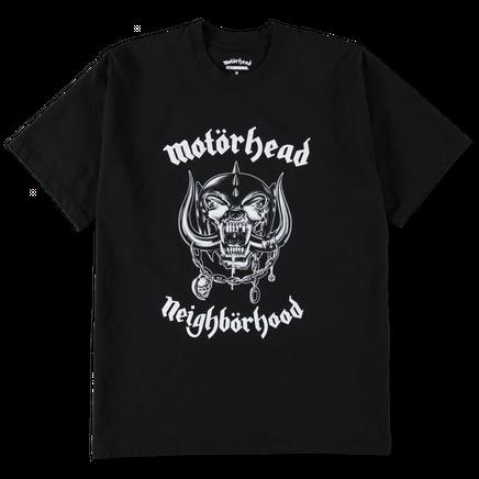 MOTORHEAD x NBHD SS C-TEE