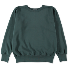 Nanamica Crew Neck Sweat - Green